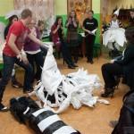 Warsztaty scenograficzne podczas festiwalu Melpomena 2012 (1)